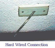 Hard Wired Connection